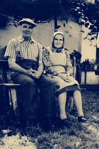 Mit Karl und Johanna Pomper begann unsere Geschichte in Unterneuberg.