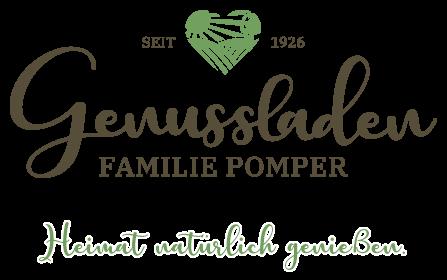 Genussladen Familie Pomper